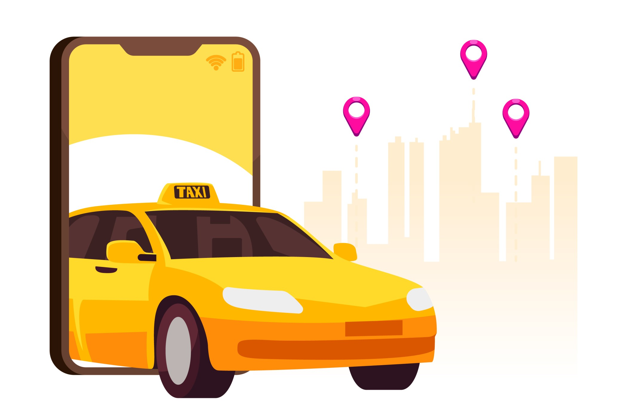 Boost Your Cab Booking App Business for uber clone script